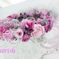 花冠/ピンク