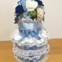 2段ダイパーケーキ